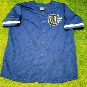 Tommy Jean's Vintage 90s Baseball Jersey